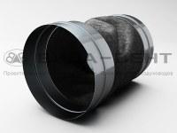 Гибкие вставки круглого сечения для воздуховодов