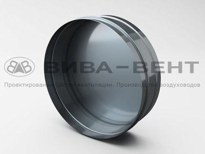 Заглушка вентиляционная круглая